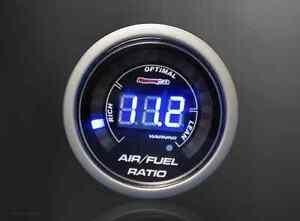 Dynojet Power Commander Wideband 2 Wide Band Black Digital Gauge Fuel Air