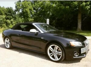 2010 Audi S5 Premium Cabriolet (2 door) Priced to sell quick