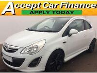 Vauxhall/Opel Corsa 1.2i FROM £31 PER WEEK