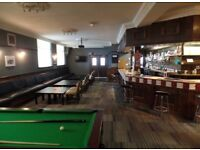 Large pub for rent