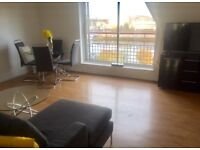 Furnished room to let at Glasgow Waterfront