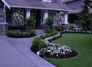LANDSCAPING - GARDENING - PLANTING - DESIGN - FREE ESTIMATES - 20% OFF SEASONAL OFFER!