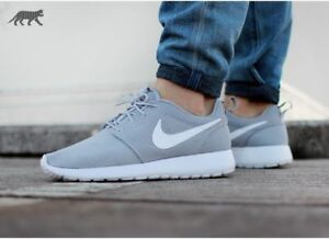 NEW Size 16 Nike Roshe One - Grey/White - ONLY $60