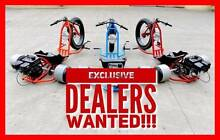 ♛ XCLUSV DEALERS WANTED ♛  LOVETT INDUSTRIES ♛ MOTORISED TRIKE ♛ Sydney City Inner Sydney Preview