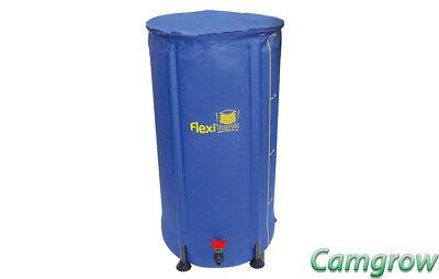 Flexi Tank 100L Flexible Water Butt Revolutionises Water Storage Hydroponics