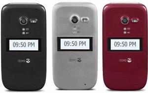 Seniors Phone - Doro 626 Flip Phone, New, Unlocked, Lound Noice & Big Buttons