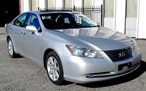 2008 Lexus ES 350 Certified, Financing is available.