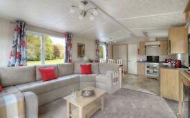 2 bedroom static caravan for sale in North Yorkshire, Lancashire, Ingleton, Kirby Longsdale, LA6 3HR