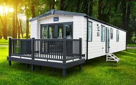 **LUXURY STATIC CARAVAN FOR SALE IN THE YORKSHIRE DALES**OWNERS ONLY**12 MONTHS**5 STAR PARK**