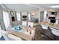 Luxury Caravan Lodge For Sale on 12 Month Park in East Yorkshire near Bridlington, Beverley, Filey