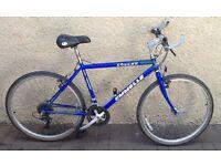 "Bike/Bicycle. GENTS EMMELLE "" COUGAR "" MOUNTAIN BIKE"
