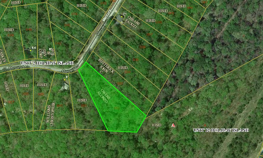 1.36 Acre Land In Carroll County AR Mercury Ln, Holiday Island, Arkansas READ - $59.00