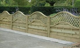 New KDM Fence panels