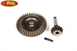Axial SCX10 AX10 Heavy Duty Bevel gear Sets 36t14t AX30401 43t13t AX30402 38t13t