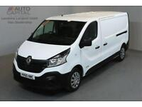 RENAULT TRAFIC 1.6 LL29 BUSINESS DCI 115 BHP LWB LOW ROOF