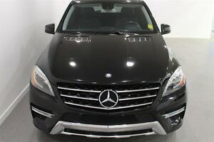 2013 Mercedes-Benz ML350 BlueTEC 4MATIC Regina Regina Area image 5