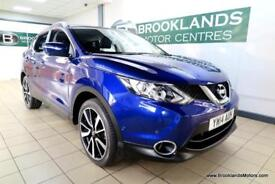 Nissan Qashqai 1.5 DCI TEKNA (SAT NAV, LEATHER, PAN ROOF, DAB RADIO and HEATED S