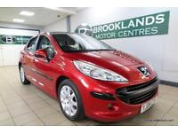 Peugeot 207 1.6 HDI SE [7X SERVICES and PANORAMIC ROOF]