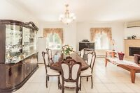 Dining Room Set + China Cabinet