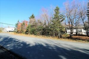 Level, Treed, Corner Lot in Upper Sackville