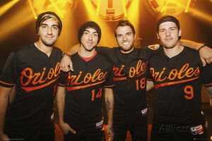 All Time Low - Group Poster Print, 36x24