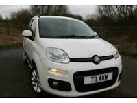 2012 FIAT PANDA 0.9 T/AIR 85 LOUNGE 5dr NIL ROAD TAX AIR CON, ALLOYS.IR