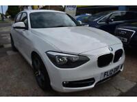 2012 12 BMW 116d SPORT 5 DOOR GOOD AND BAD CREDIT CAR FINANCE AVAILBLE