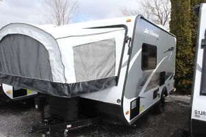 2016 Jayco Jay Feather X17Z Hybrid RV