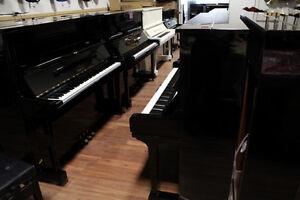 Yamaha Piano U1 U3 10 Years Warranty Free delivery Tuning Bench