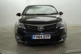 2014 Toyota Avensis D-4D ICON Diesel grey Manual
