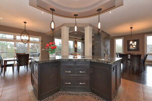 CUSTOM EXECUTIVE PROPERTY BACKING ONTO FORESTED GREEN SPACE! London Ontario image 6