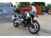 2009 - BMW R1200GS WITH LUGGAGE, EXCELLENT CONDITION, £5,990 OR FLEXIBLE FINANCE