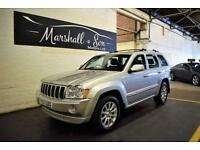 2007 57 JEEP GRAND CHEROKEE 3.0 V6 CRD OVERLAND 5D AUTO 215 BHP DIESEL