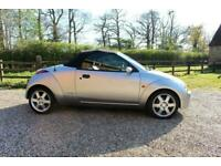 2006 Ford STREETKA ICE CABRIOLET Petrol Manual