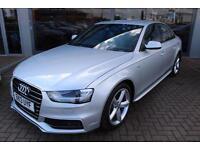 Audi A4 TDI S LINE. FINANCE SPECIALISTS