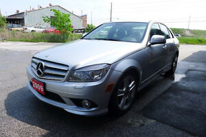 2009 Mercedes-Benz C300 4Matic Sport AWD - Accident Free