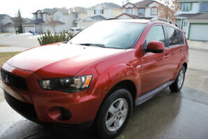 Mitsubishi Outlander ES, Heated seats, Bluetooth, Keyless entry