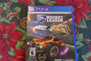 Ps4 games Rocket League