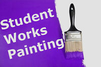Student Painters Wanted *Training Provided*