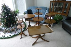 Vintage Duncan Phyfe Tables for Sale in Creston