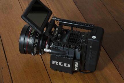 Red scarlet MX 4K, EF Mount! Sale or for Trade!