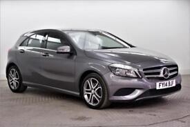 2014 Mercedes-Benz A Class A200 CDI SPORT Diesel grey Manual