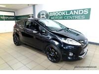 Ford Fiesta Metal 1.6 134 (LEATHER, HEATED SEATS, DAB RADIO and 5X SERVICES)