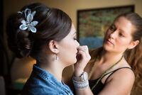Wedding Makeup in Canmore