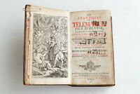 Antique Rare Old Book - 1751