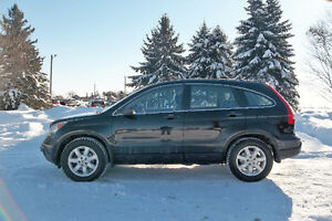 2009 Honda CR-V LX AWD- ONE OWNER & 4 NEW SNOW TIRES!!