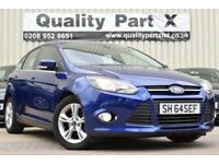 2014 Ford Focus 1.6 TDCi Zetec (s/s) 5dr