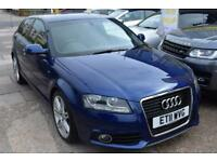 BAD CREDIT CAR FINANCE AVAILABLE 2011 11 AUDI A3 2.0 TDi S LINE