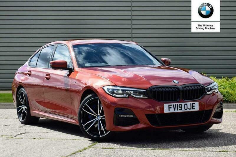 Bmw 3 Series 2019 320i M Sport 4dr Step Auto Saloon In Boston Lincolnshire Gumtree