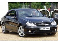 2007 Mercedes-Benz CLK 2.1 CLK220 CDI Sport 2dr